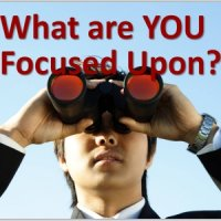 What goals, vision or objectives is your organization focused on