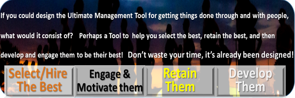 What would your Ultimate Management Tool consist of?